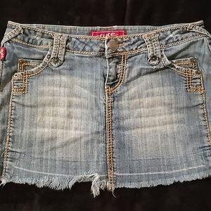 Tyte Girls Jean Skirt Size 3